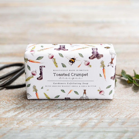 *NEW* Gardeners Exfoliating 190g Soap Bar