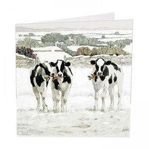 Frosty Morning - Pack of 6 Christmas Cards