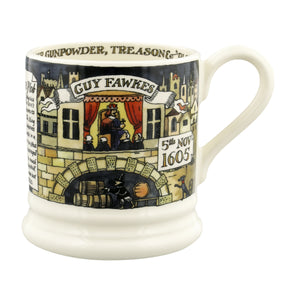 Year In The Country Bonfire Night 1/2 Pint Mug