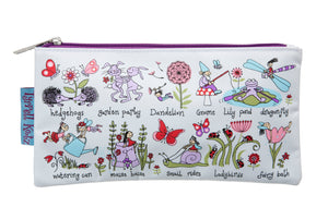 cadeauxwells - Pencil Case- Secret Garden - Tyrrell Katz - Childrens