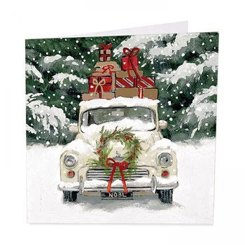 Noel - Pack of 6 Christmas Cards