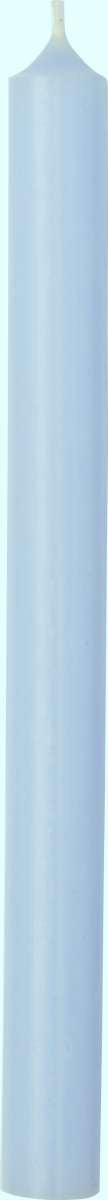Skylight Blue Cylinder Candle - 25cm