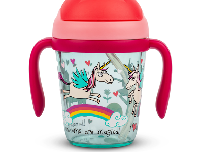 cadeauxwells - Toddler Bottle - Unicorn - Tyrrell Katz - Childrens
