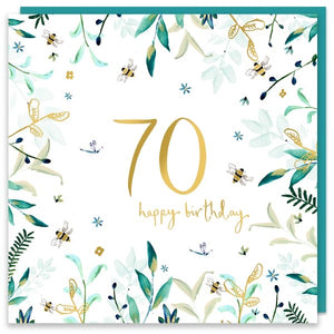 70 Happy Birthday