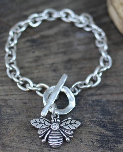 Bee Bracelet by Danon