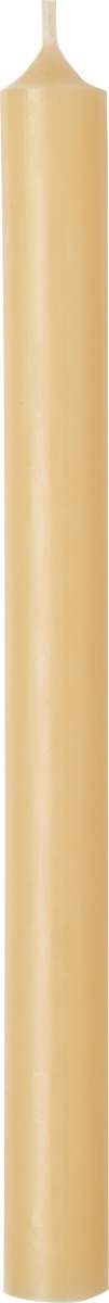 Champagne Cylinder Candle - 25cm