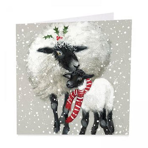 Dressed for Winter - Pack of 6 Christmas Cards