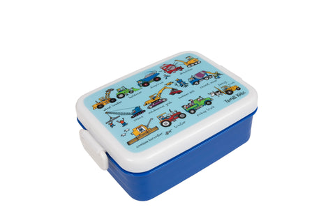 cadeauxwells - Wheels Lunch Box - Tyrrell Katz -