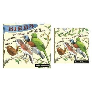 Cocktail Napkins - Emma Bridgewater Garden Birds