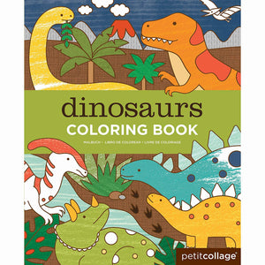 Dinosaurs Colouring Book