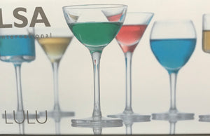 cadeauxwells - Set of 4 liqueur glasses - LSA - Glassware