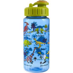 Dino - Tritan Drinking Bottle with Straw