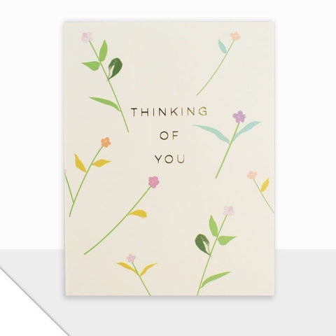 Thinking of You - Mini Card