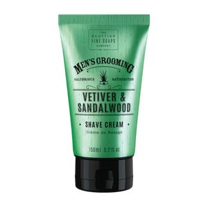 Vetiver and Sandalwood Shave Gel
