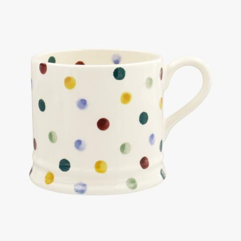 Mini Polka Dot Small Mug