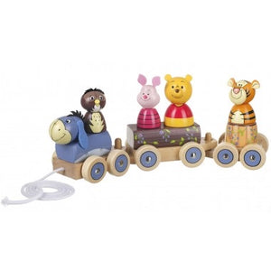 Winnie the Pooh Puzzle Train