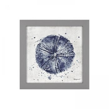 Ocean Treasures Framed Print by Gracie Tapner