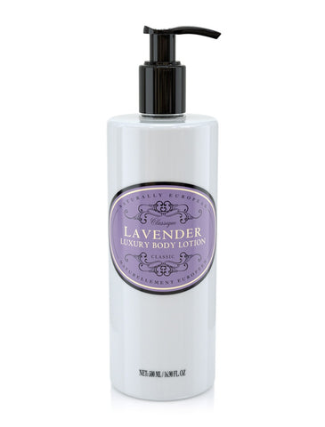 cadeauxwells - Naturally European Lavender Body Lotion - The Somerset Toiletry Company - Perfumery