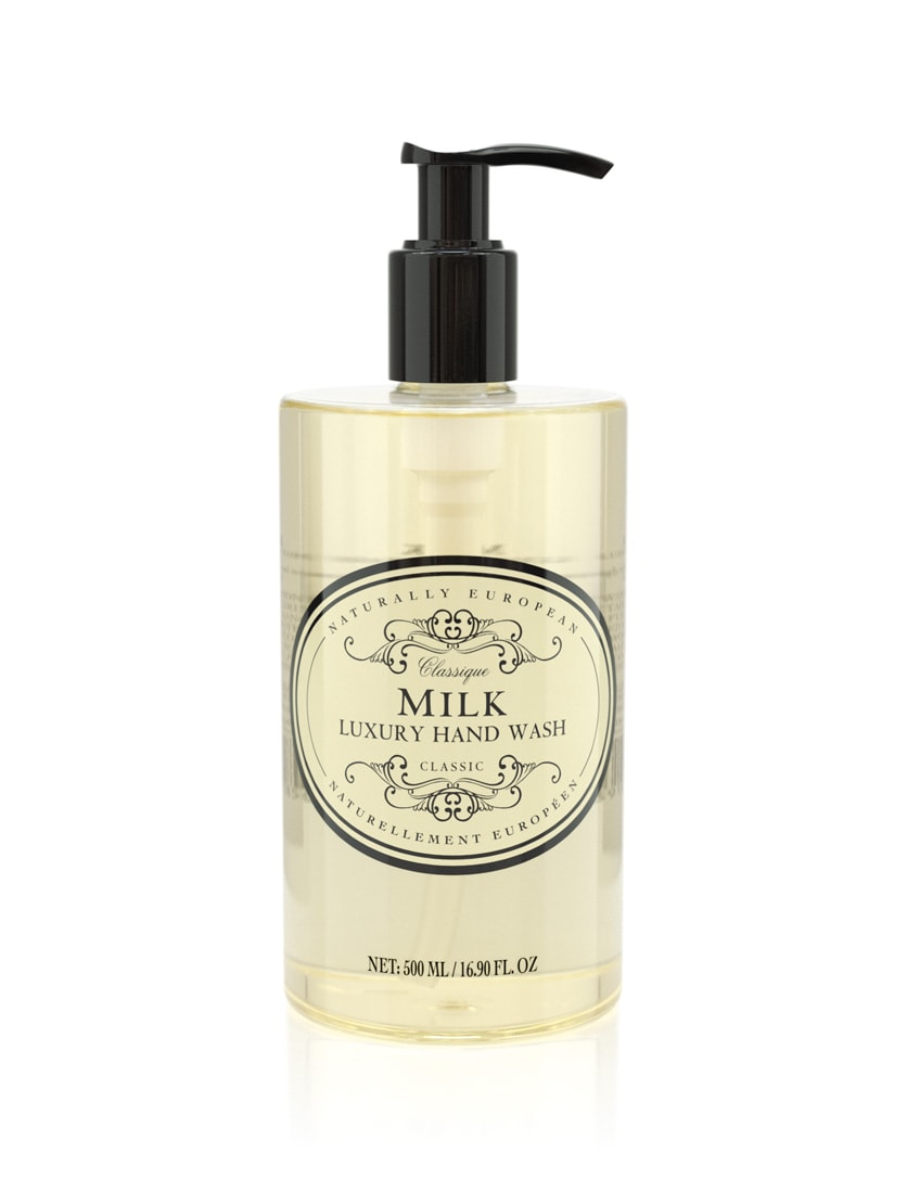 cadeauxwells - Naturally European Milk Hand Wash - The Somerset Toiletry Company - Perfumery