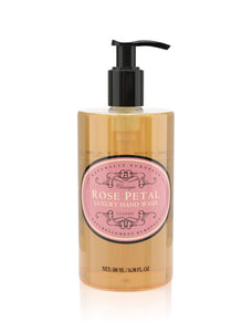 cadeauxwells - Naturally European Rose Petal Hand Wash - The Somerset Toiletry Company - Perfumery