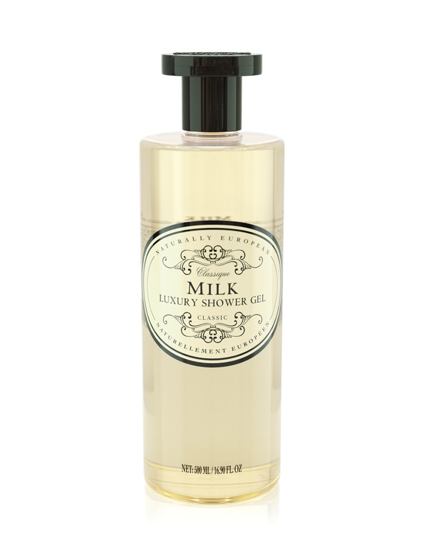 cadeauxwells - Naturally European Milk Shower Gel - The Somerset Toiletry Company - Perfumery