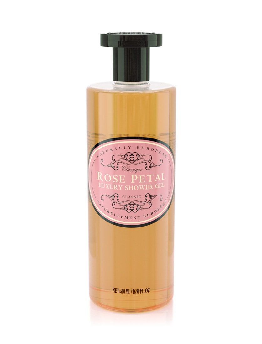 cadeauxwells - Naturally European Rose Petal Shower Gel - The Somerset Toiletry Company - Perfumery