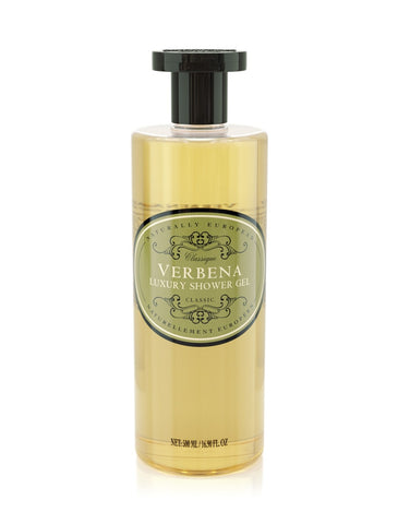 cadeauxwells - Naturally European Verbena Shower Gel - The Somerset Toiletry Company - Perfumery