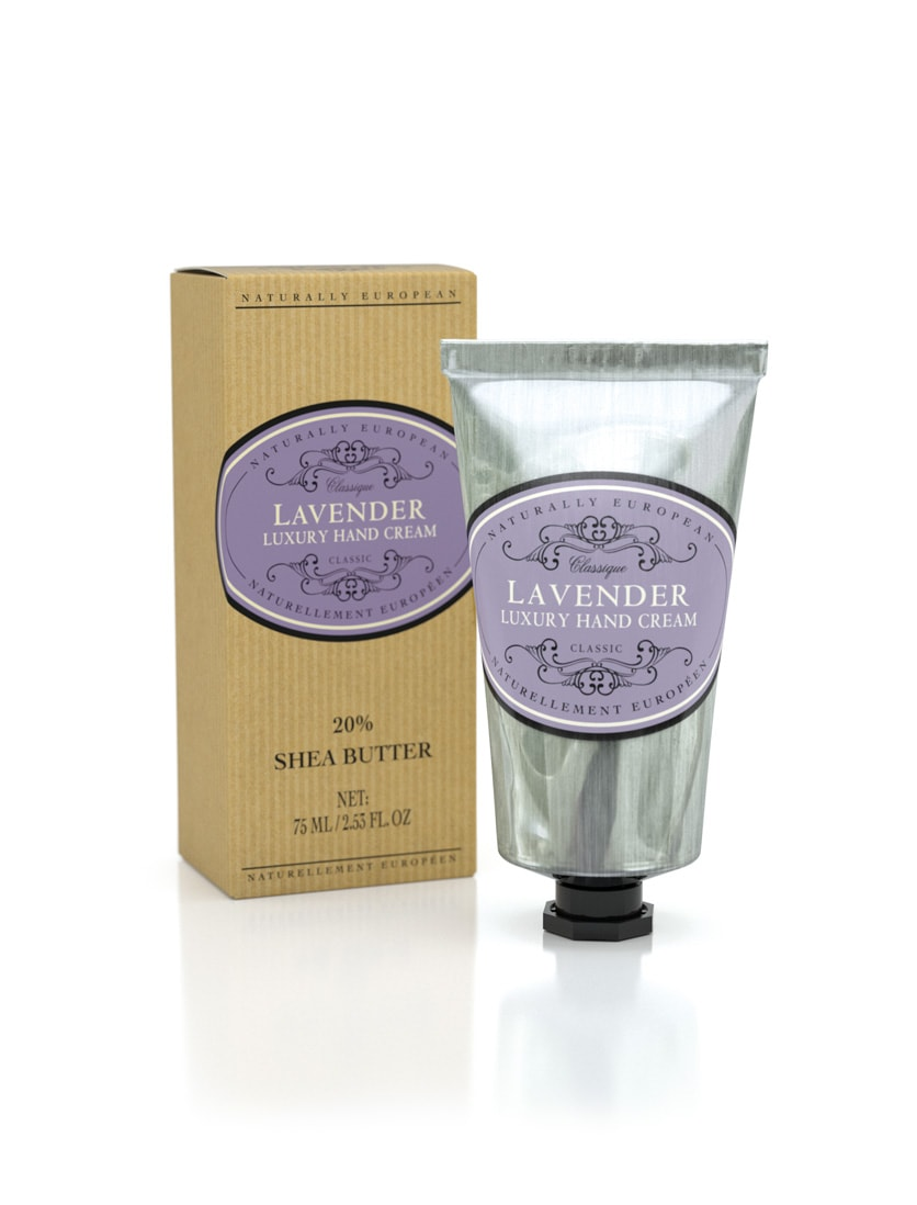 cadeauxwells - Naturally European Lavender Hand Cream - The Somerset Toiletry Company - Perfumery