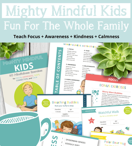 Mighty Mindful Kids – Mindfulmazing Shop
