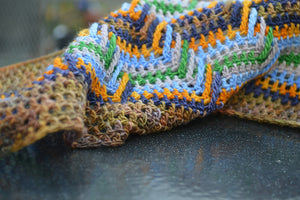 Where Earth Meets Sky - Crochet Pattern