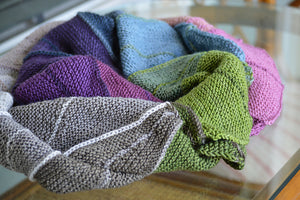 Incandescence Cowl - Knitting Pattern