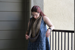 Janus Cowl - Knitting Pattern