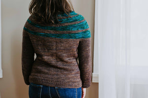 Loch Raven Sweater - Knitting Sweater Pattern