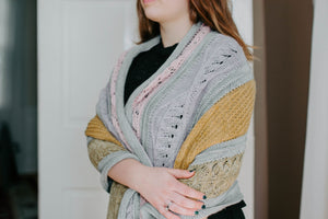 Losing My Religion - Knitting Pattern