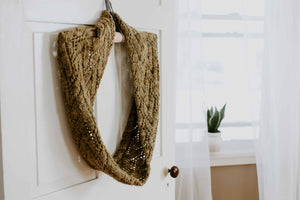 Twigs and Brambles Cowl - Knitting Pattern