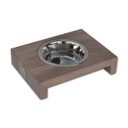 up2dog-surplus-wolters-catsanddogs-hundenapf-hundeeinzelnapf-wassernapf-teakholz-outdoornapf-edestahlnapf-dinnerbowl-modell-teakwood-single