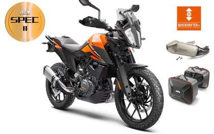KTM 390 Adventure 2020 Spec 2 - ASMShop.no