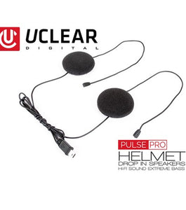 UCLEAR Pulse Pro Speaker/Mic Set for AMP Pro - ASMShop.no