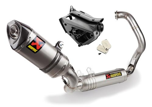 Akrapovic Evolution Line 690 Duke