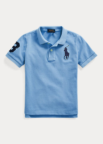 POLO RL - Big Pony Cotton Mesh Polo