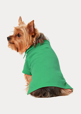 POLO RL - Cotton Mesh Dog Polo Shirt