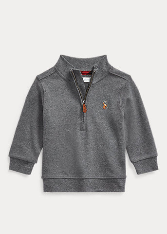 RALPH LAUREN - Cotton Interlock Pullover