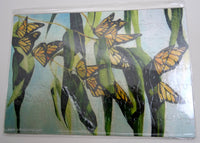 Butterfly Jigsaw Puzzle 120 Pieces - Monarch Butterfly Puzzle - Nature Lover - Games - Adult Toys