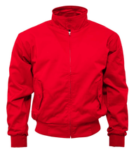 Load image into Gallery viewer, Red Harrington Jacket - GIAN LONDON