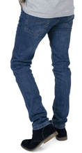 Load image into Gallery viewer, Stone Wash Skinny Fit Stretch Jeans - GIAN LONDON