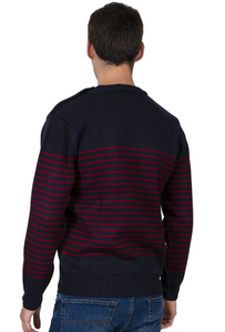 Navy Naval Jumper - GIAN LONDON