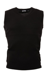 Black Tank Top - GIAN LONDON