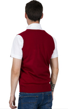 Load image into Gallery viewer, Red Tank Top - GIAN LONDON