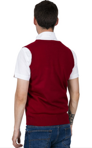 Red Tank Top - GIAN LONDON