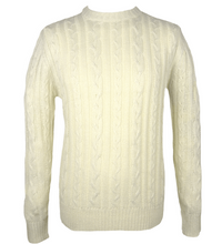 Load image into Gallery viewer, Cable Knit Jumper - GIAN LONDON